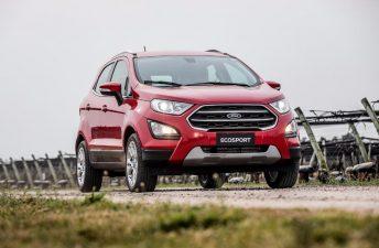Ford lanzó la Nueva EcoSport en Argentina