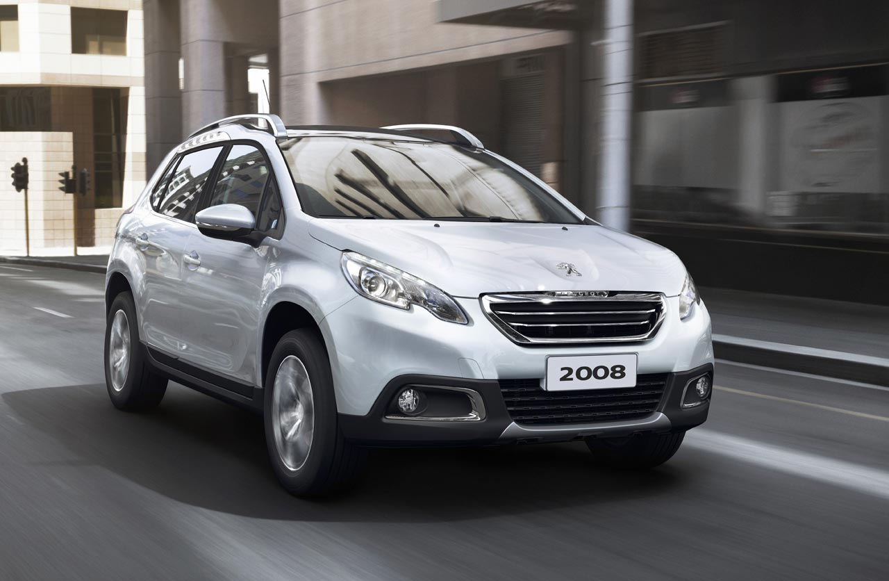 Peugeot 2008 AT6