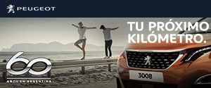Peugeot Argentina 60 años