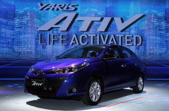 ¿Un nuevo Toyota Yaris producido en Brasil?