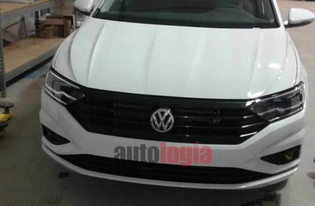 Piedra libre para el nuevo Volkswagen Vento