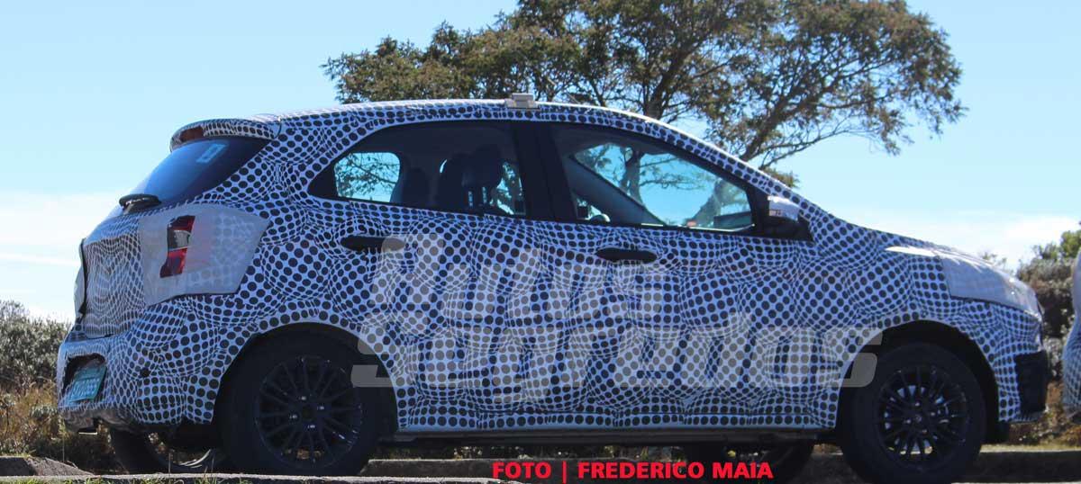 rediseño Ford Ka 2019