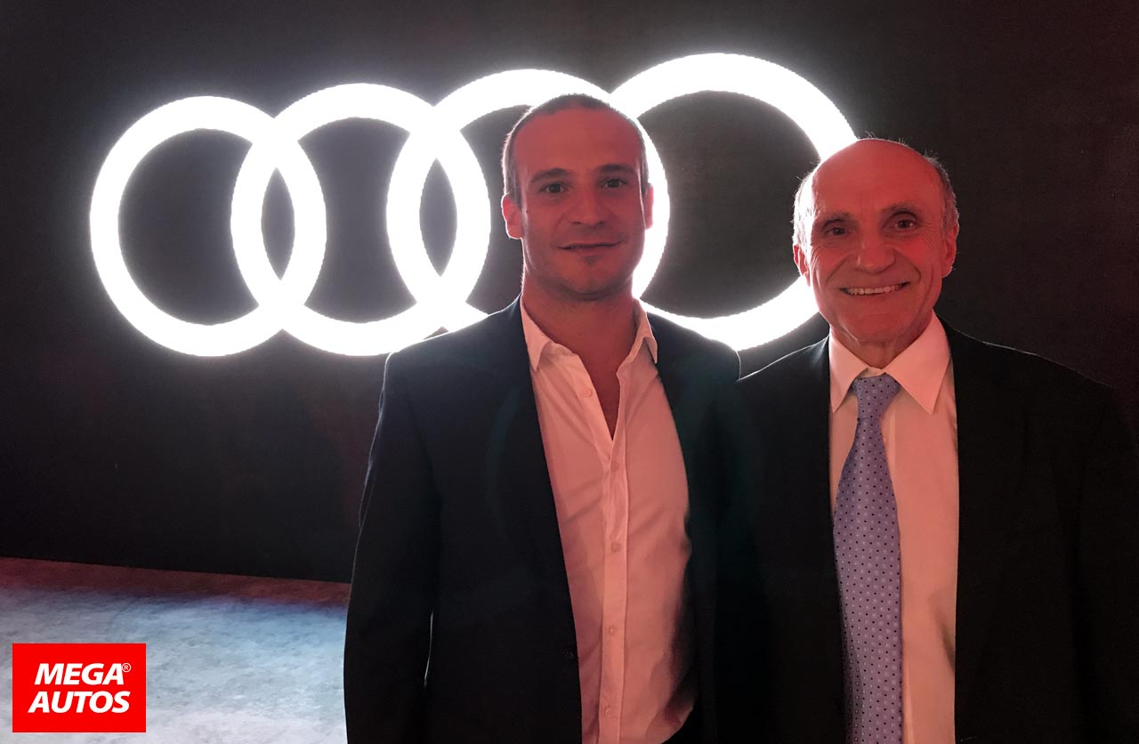 Daniel y Alberto Russoniello