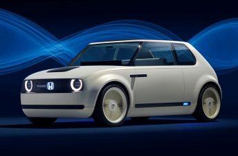 Urban EV Concept, el pequeño eléctrico de Honda