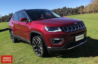 El nuevo Jeep Compass ya está en Argentina