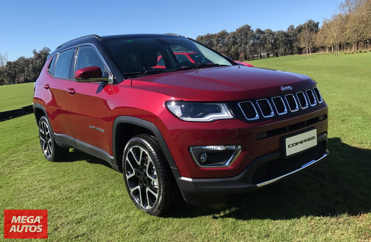 El nuevo Jeep Compass ya está en Argentina - Mega Autos
