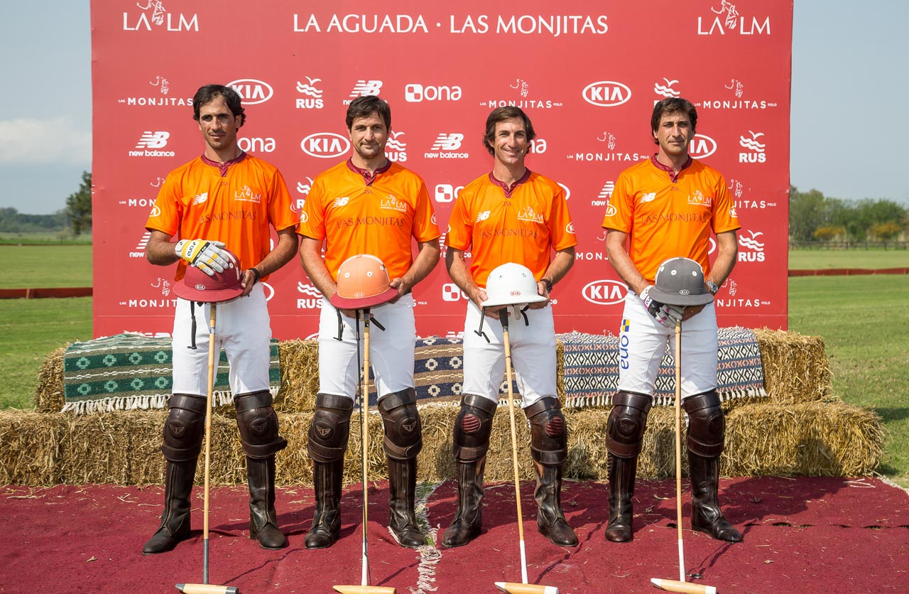 Kia Argentina y La Aguada, por la Triple Corona