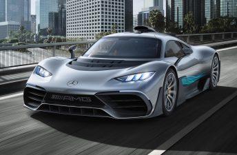 Mercedes-AMG Project One: de la pista a la calle