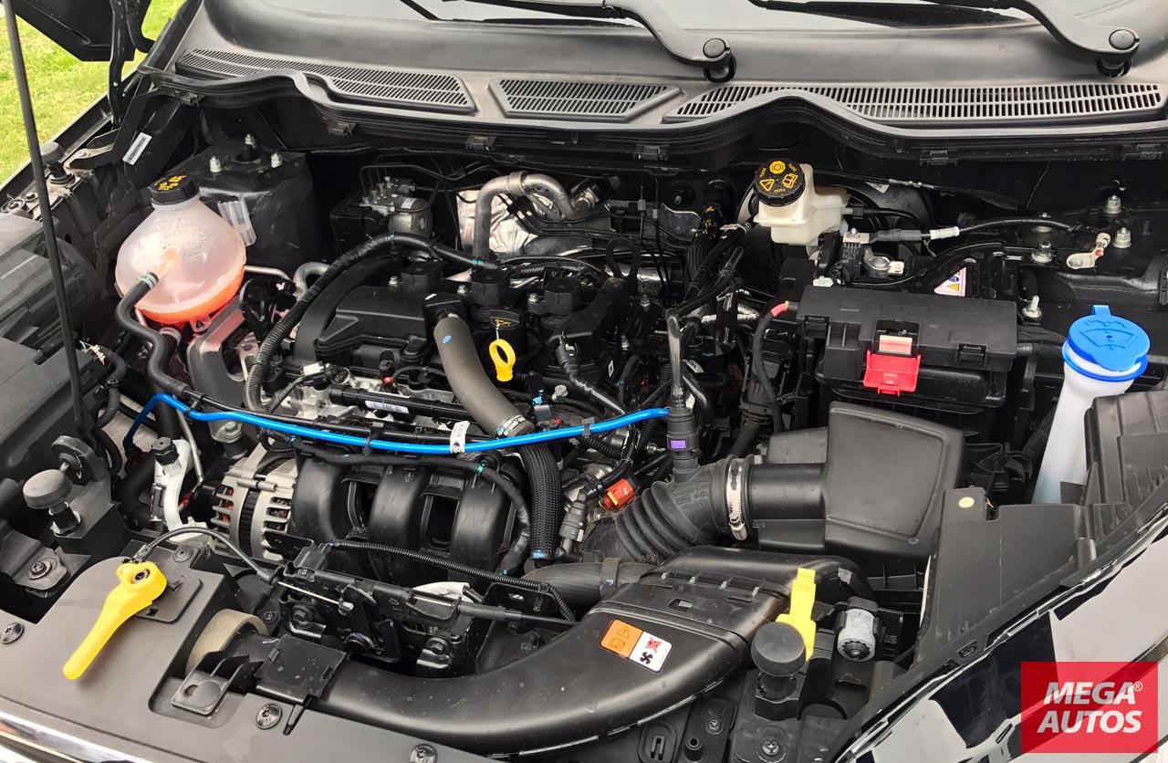 Motor Dragon Nueva Ford EcoSport
