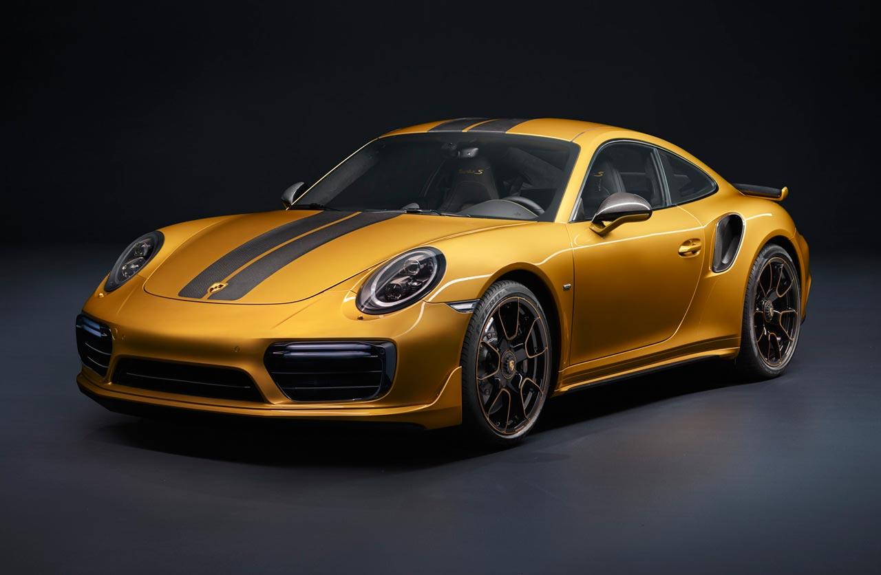 Los Porsche 911 que llegarán a Argentina