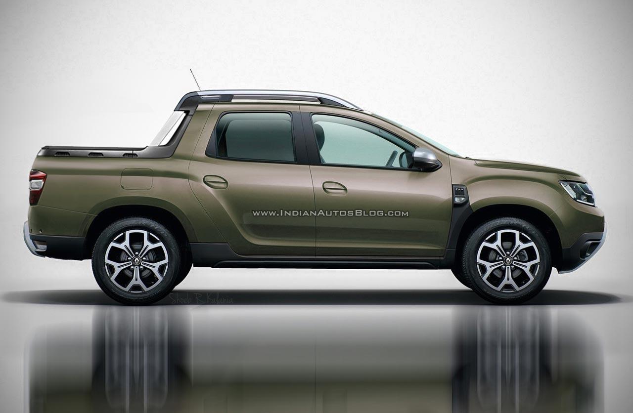 Anticipan la próxima Renault Duster Oroch