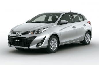 Habrá un Toyota Yaris brasileño en 2018