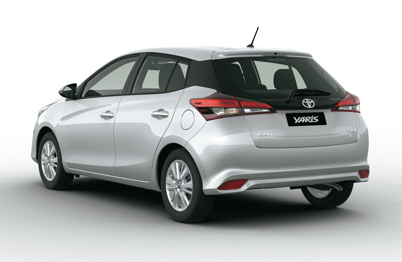 habr un toyota yaris brasile o en 2018 mega autos. Black Bedroom Furniture Sets. Home Design Ideas