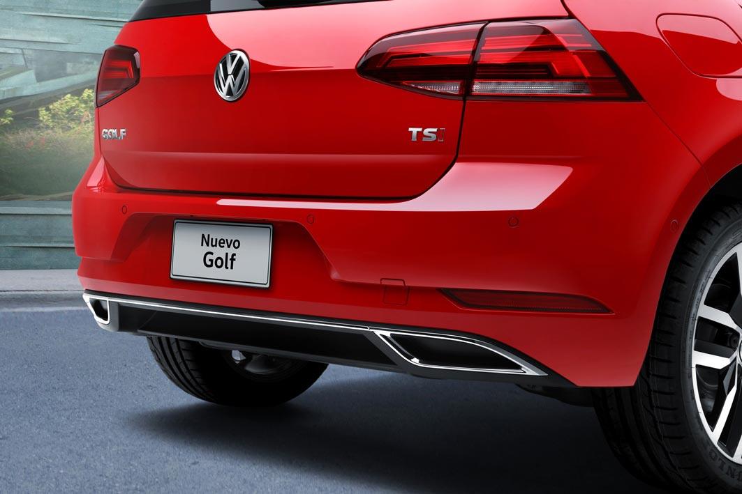 Nuevo Golf 2018