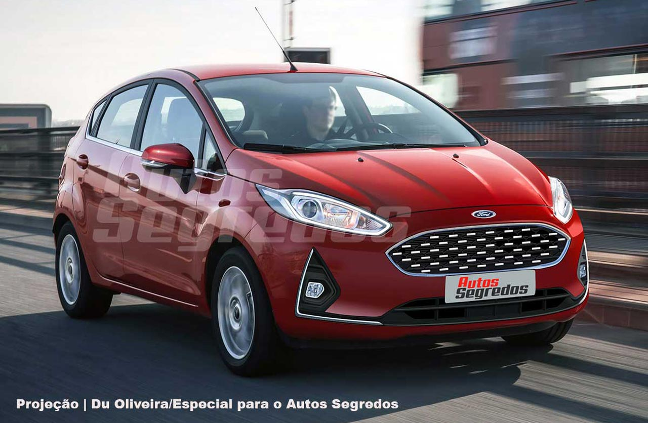 As 237 Podr 237 A Lucir El Futuro Ford Fiesta Regional Mega Autos