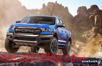 Así podría ser la Raptor, la Ford Ranger más off road