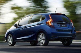 El Honda Fit llegará de Brasil y con ESP