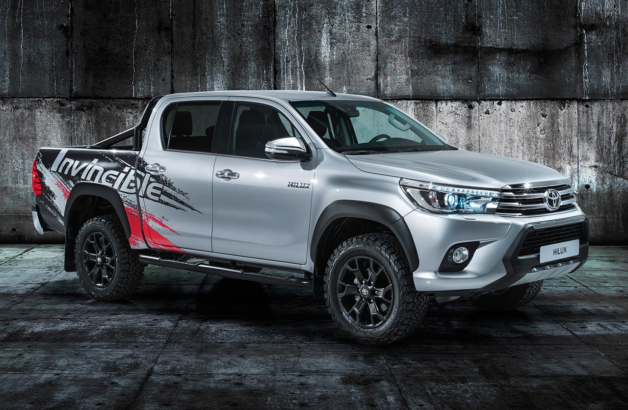Toyota Hilux Invincible