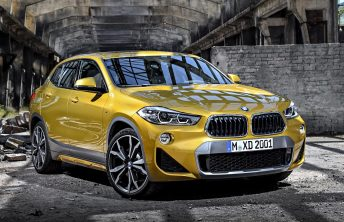Con ustedes, el inédito BMW X2
