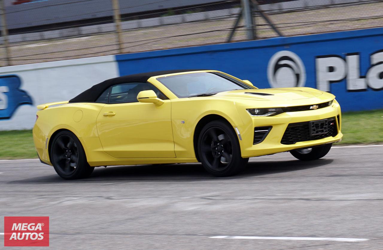 Chevrolet Camaro Cabrio Autódromo