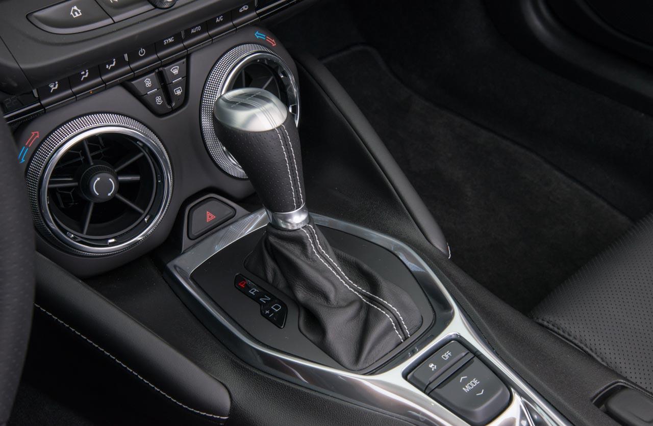 Transmisión Chevrolet Camaro Cabrio