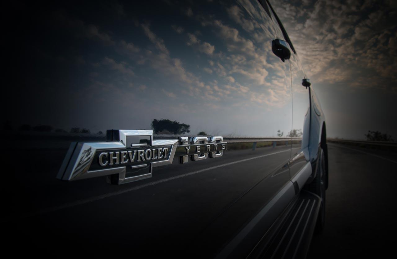 Chevrolet pick ups 100 años