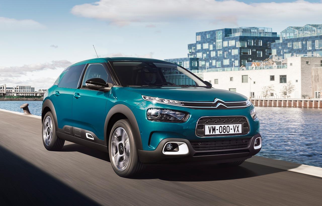 Cómo sería el Citroën C4 Cactus regional