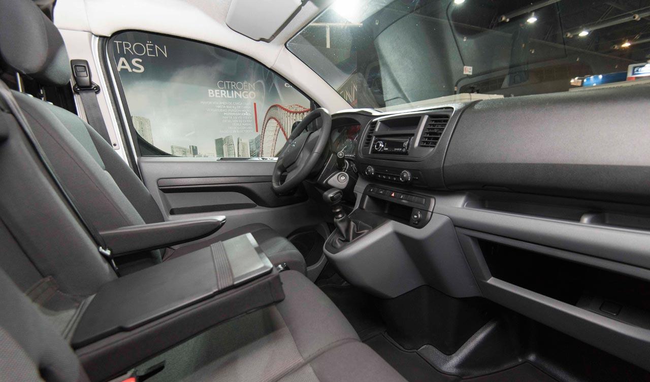 Interior Citroën Jumpy