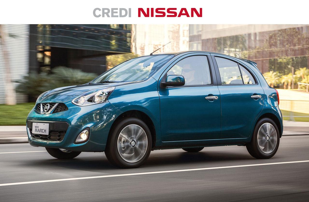 Credi Nissan, el nuevo programa para facilitar la compra del 0km