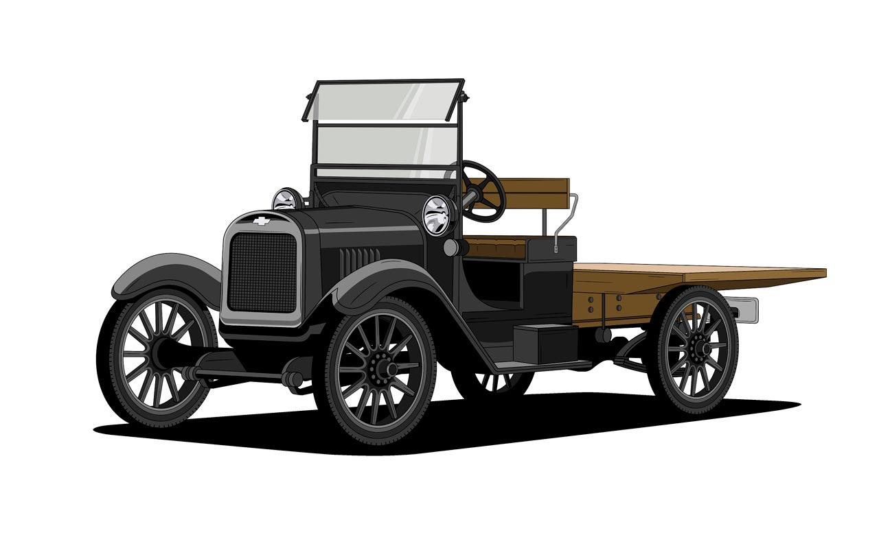 1918 One Ton