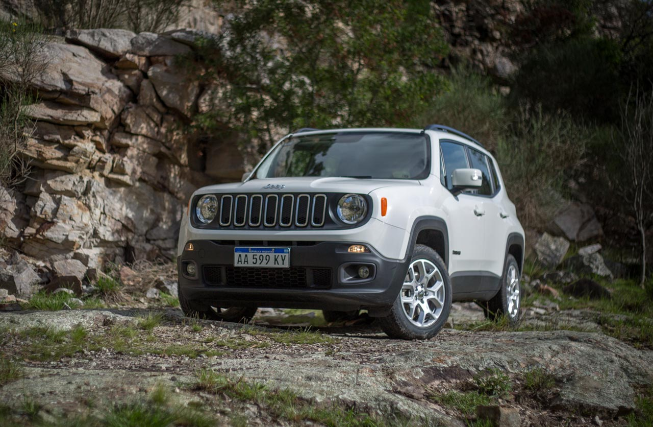 Jeep Renegade plan de ahorro