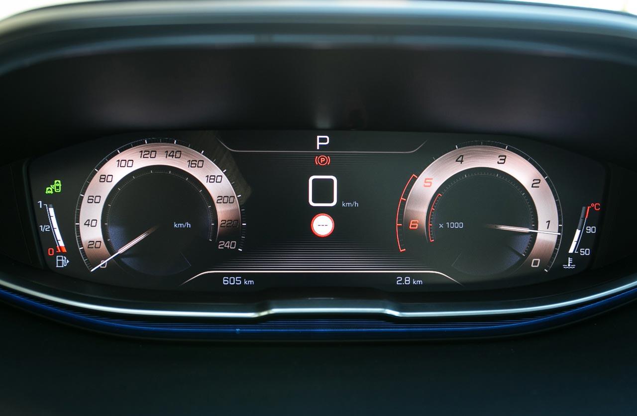 Tablero digital Nuevo Peugeot 3008