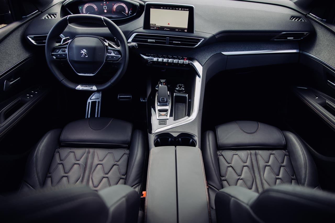 la tecnolog a del nuevo peugeot 3008 mega autos. Black Bedroom Furniture Sets. Home Design Ideas