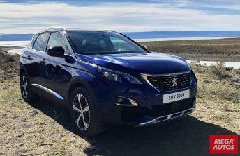 Peugeot lanzó el nuevo 3008 en Argentina