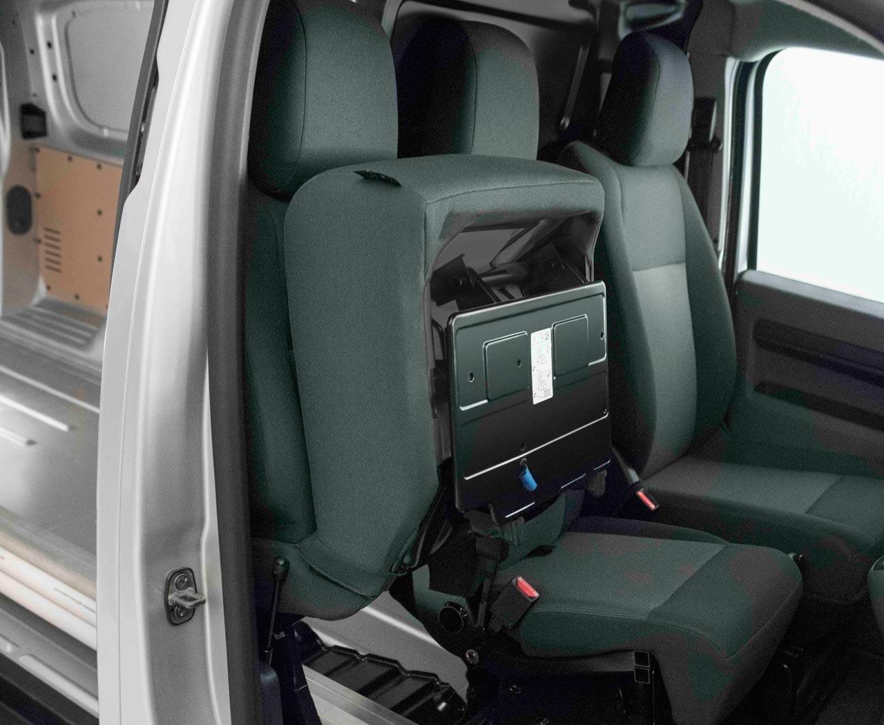 Interior Peugeot Expert