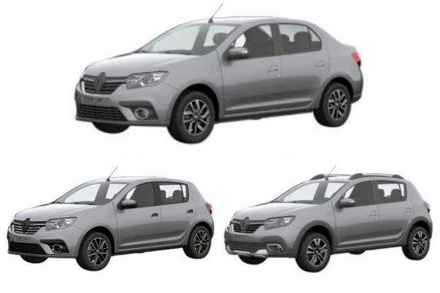 Renault Logan y Sandero INPI