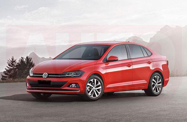 Así será el inminente Volkswagen Virtus