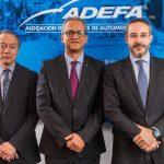 Luis Fernando Peláez Gamboa es el nuevo presidente de ADEFA