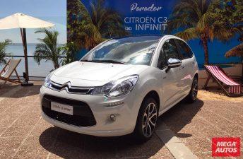 Citroën C3 Infinit, con look propio y anteojos de regalo