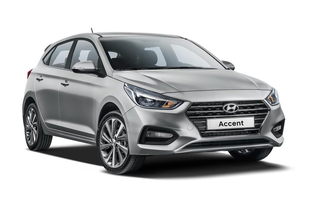 Así es el Hyundai Accent mexicano que llegaría al país
