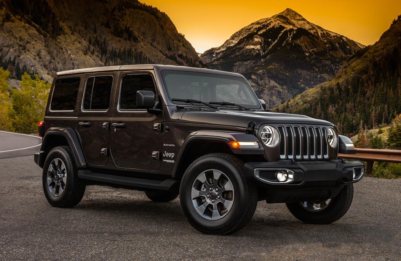 Jeep comenzó a mostrar el nuevo Wrangler