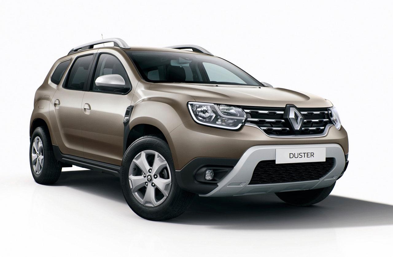 Nueva Renault Duster, segunda generación
