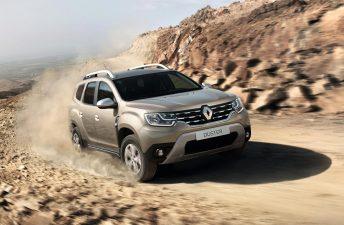 Segundo capítulo para la Renault Duster