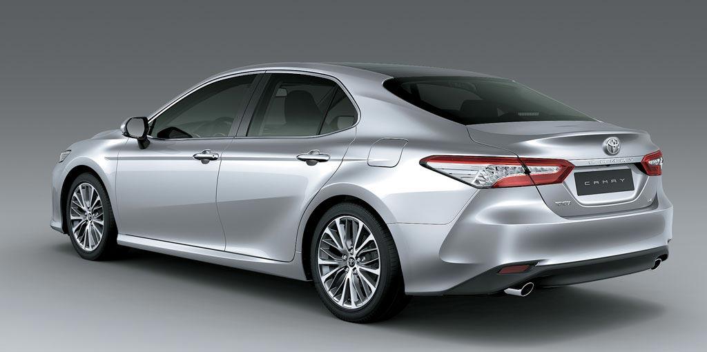 Nuevo Toyota Camry