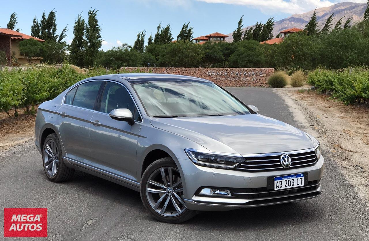 Manejamos en Salta el nuevo Volkswagen Passat - Mega Autos