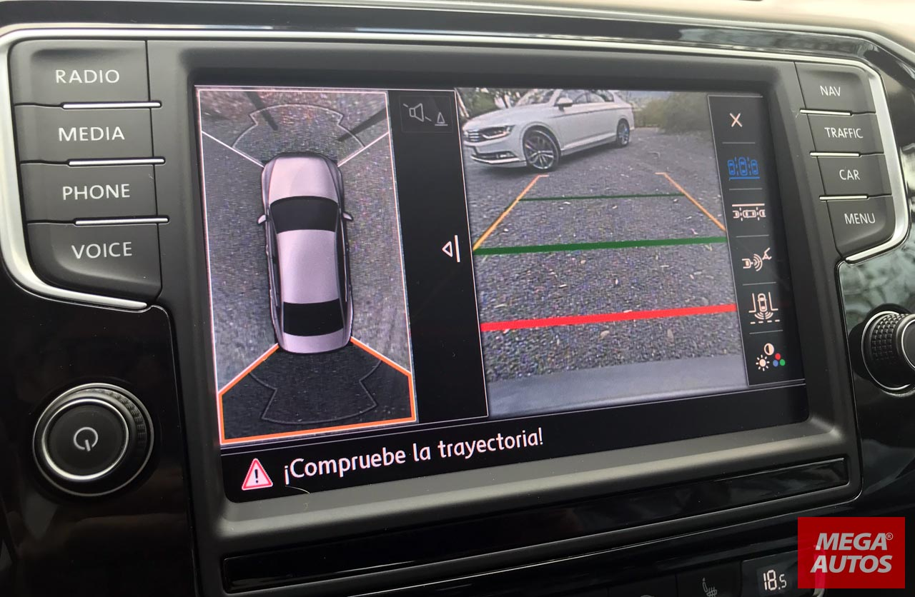 sistema multimedia Discover Pro Nuevo Passat