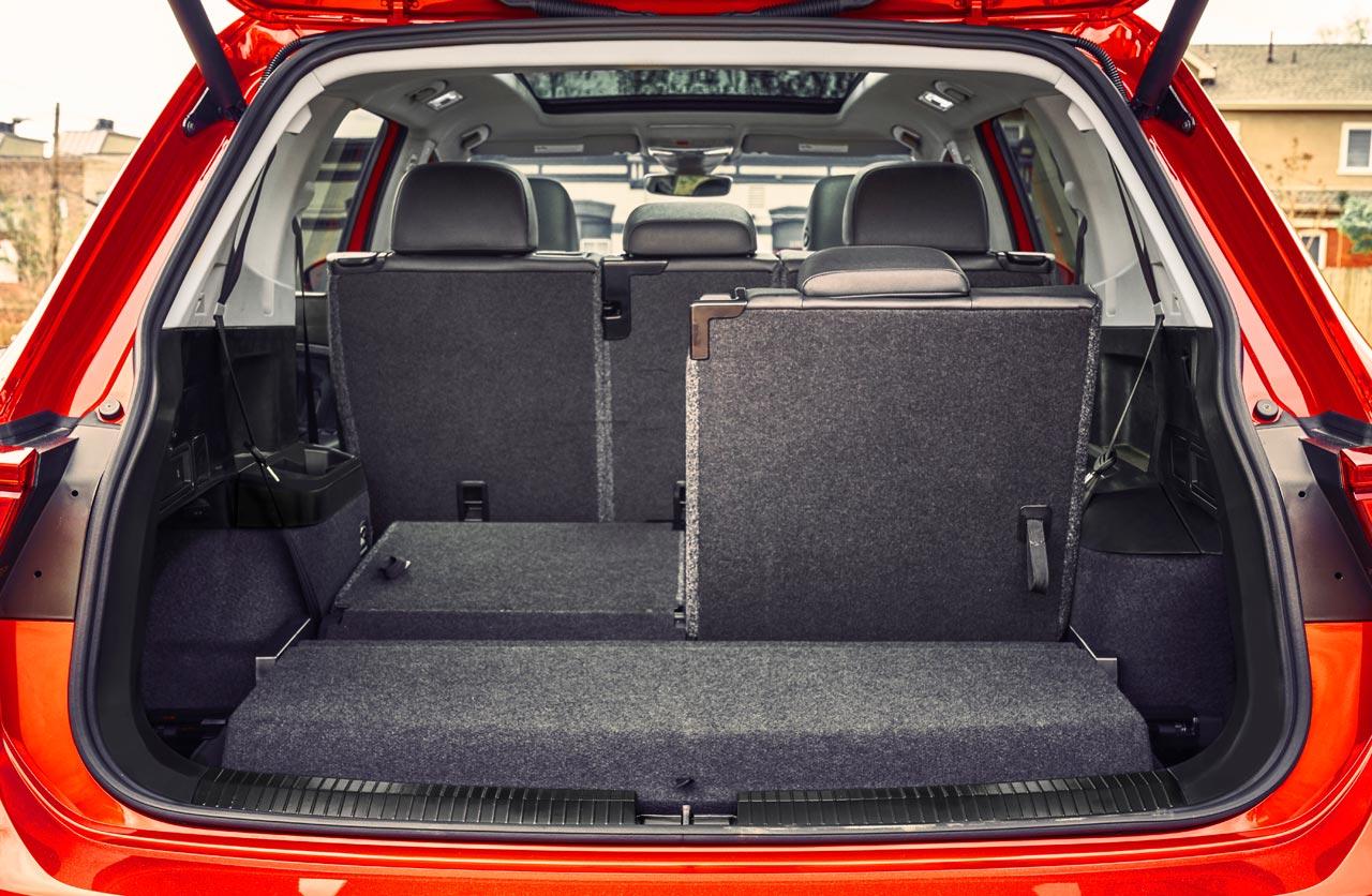 Baúl Nueva Volkswagen Tiguan Allspace
