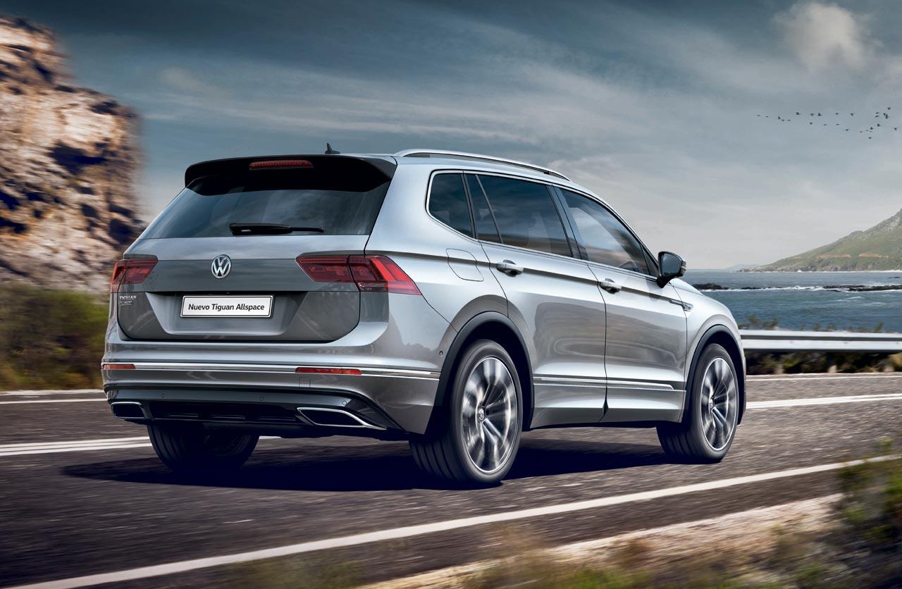 Nueva Volkswagen Tiguan Allspace