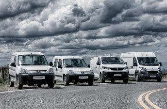 La ofensiva de Peugeot con los utilitarios livianos