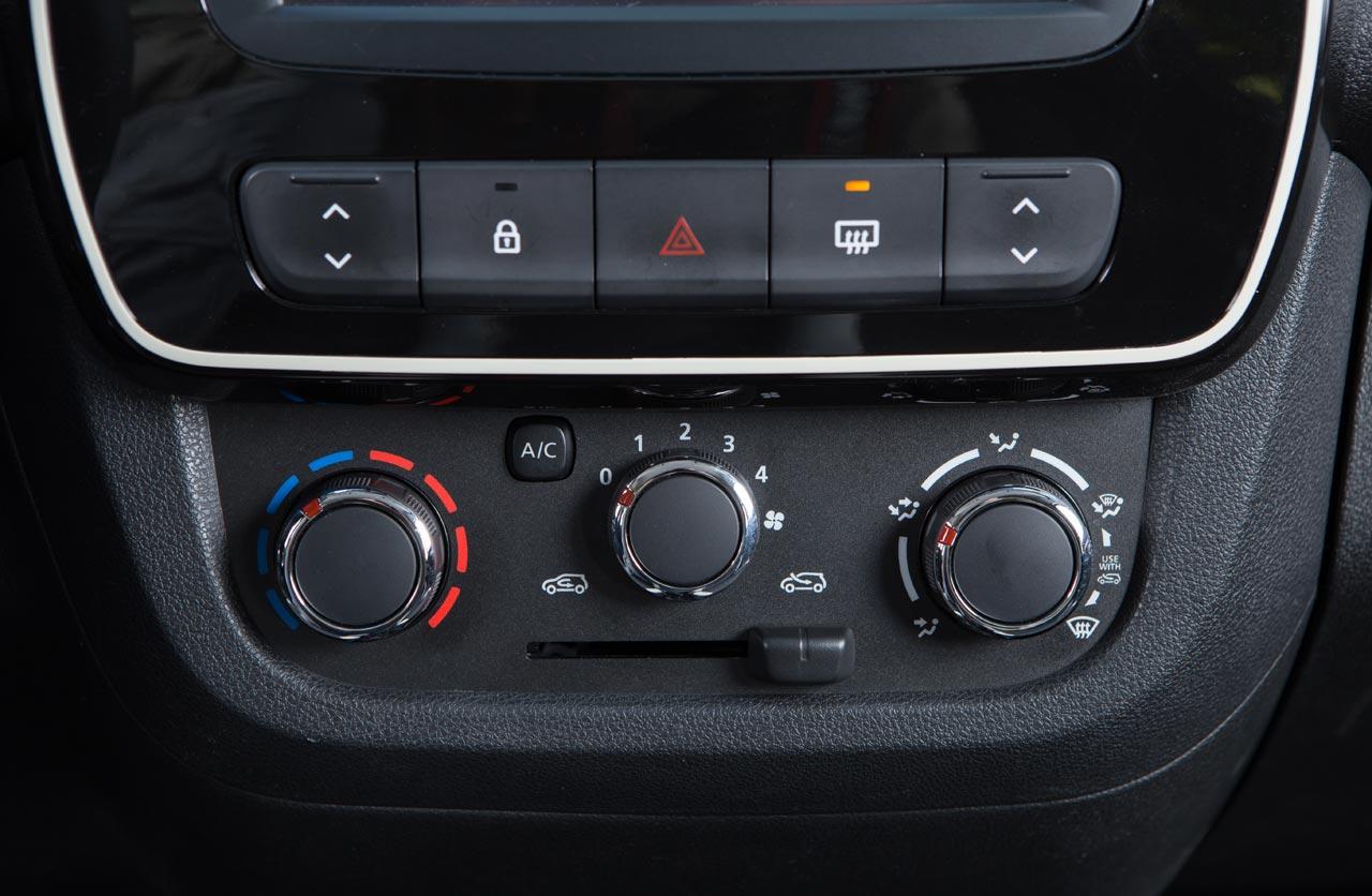 Interior Renault Kwid